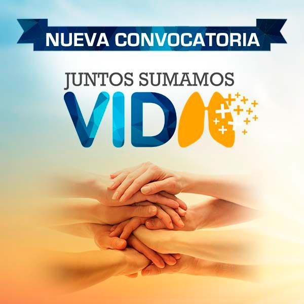 beca #JuntosSumamosVida